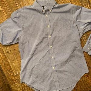 Ralph Lauren Button Up Custom 16.5 Neck